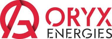 Oryx energies